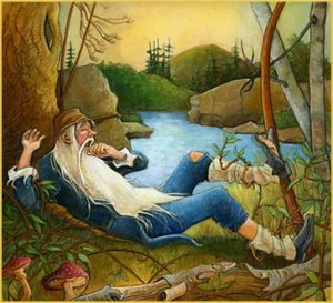 Was the Rip van Winkle story just an early example of alien abduction?